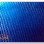 Пленка синий перламутровый карбон АРА - Италия, шир. 0,75м