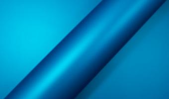 Пленка arlon blue aluminium 631 - синий матовый хром перламутр алюминий