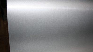 пленка под тесаный, шлифованный алюминий светло-серая купить киев цена