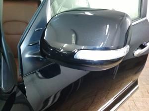 Toyota Land Cruiser Premium 200 - оклейка антигравийной бронепленкой